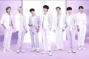BTS tiếp tục dẫn đầu trong top sao quyền lực nhất xứ Hàn năm 2021