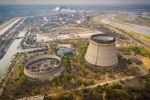 Ukraine công bố tài liệu mật về thảm họa hạt nhân Chernobyl