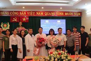 Bệnh viện 30-4 Bộ Công an ký kết hợp tác phát triển bệnh viện số