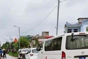 Nghi phạm sát hại bé trai tại Nam Định là hàng xóm