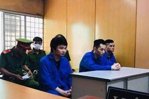Nhóm dùng súng cướp tiệm vàng Thông Phương ở Sài Gòn lãnh án