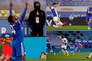 BXH Premier League mới nhất: Leicester phả hơi nóng vào gáy MU