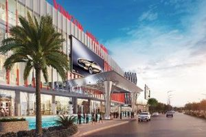 Vincom Retail lãi 781 tỷ đồng quý đầu năm, tăng trưởng gần 60%