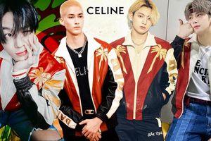 Jungkook (BTS), Cha Eun Woo và loạt idol 'đụng hàng' áo khoác Celine