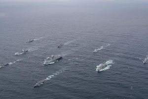 Hạm đội lớn nhất của Anh sẽ tới Biển Đông