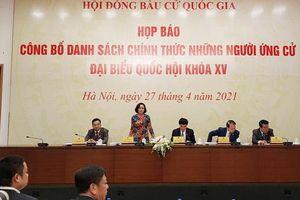 2 nông dân sinh năm 1997 ở Điện Biên ứng cử ĐBQH khóa XV là ai?