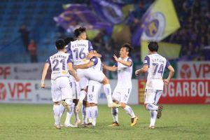 Vòng 11 V-League 2021 Bắt đầu tăng tốc