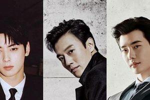 'Decibel' công bố dàn diễn viên 'khủng': Kim Rae Won, Lee Jong Suk, Cha Eun Woo (ASTRO)