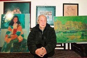 Trưng bày các tác phẩm của cố họa sĩ Linh Chi