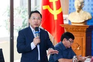 ĐBQH Lưu Bình Nhưỡng - Phó Trưởng ban Dân nguyện Quốc hội khóa XIV: Liệu họ có bán rẻ những thông tin tối mật?