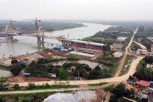 Hải Phòng: Nhiều dự án giao thông trọng điểm có dấu hiệu chậm tiến độ