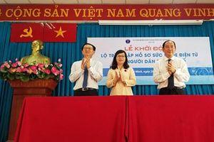 TP Hồ Chí Minh thí điểm lập hồ sơ sức khỏe điện tử cho 22.000 người