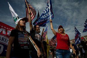 Bầu cử 2020 đã qua nửa năm, một bang của Mỹ vẫn đang đếm lại phiếu