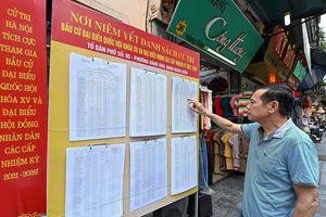 Ứng viên 74 tuổi ứng cử đại biểu HĐND Hà Nội