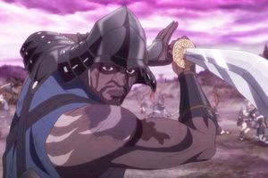 Câu chuyện về samurai da đen đầu tiên lên phim