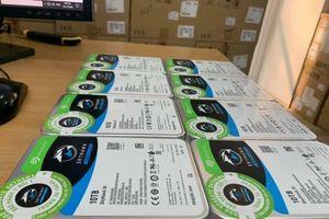 Cơn bão 'Bitcoin xanh' khiến ổ cứng ở Việt Nam khan hàng, tăng giá