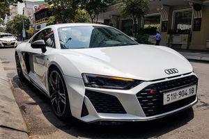 Audi R8 V10 đời 2021 có giá khoảng 20 tỷ đồng tại Việt Nam