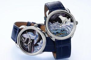 5 mẫu đồng hồ đắt giá được lấy cảm hứng từ thiên nhiên