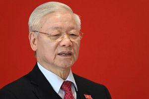 Tổng bí thư ứng cử ở quận Ba Đình, Đống Đa, Hai Bà Trưng
