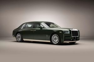Rolls-Royce kết hợp cùng Hermes tạo ra chiếc Phantom độc nhất thế giới
