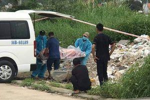 Nam thanh niên tử vong gần bãi rác