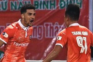 CLB Hà Nội 0-1 Bình Định: Cựu cầu thủ U16 Barca tỏa sáng