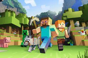 Minecraft giúp Microsoft thu về hơn 350 triệu USD