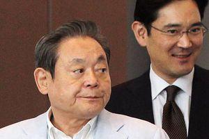 Gia đình Samsung chịu thuế 'khủng' để thừa kế tài sản tỷ USD