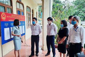 Đảm bảo công tác phòng, chống dịch bệnh để cuộc bầu cử diễn ra an toàn, thành công