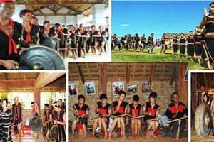 Trưng bày, giới thiệu văn hóa đặc trưng các dân tộc Tây Nguyên
