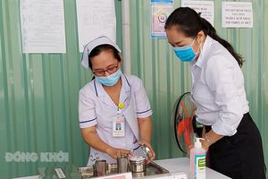 Bến Tre triển khai tiêm vaccine ngừa COVID-19