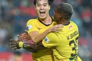 Hoàng Anh Gia Lai và Đông Á Thanh Hóa thi đấu trên sân không có khán giả