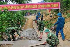 'Giúp dân no đủ, tự chủ bản làng'