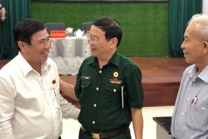 Chủ tịch UBND TPHCM Nguyễn Thành Phong ứng cử HĐND TPHCM tại địa bàn quận 1