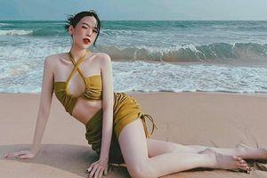 Con dâu 'ông trùm' điện tử Sài thành gây 'nhức mắt' vì ăn mặc nóng bỏng