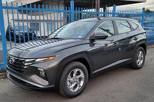 Hyundai Tucson 2021 'bằng xương, bằng thịt', chờ bán tại Việt Nam