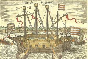 Chuyện không thể tin nổi trong trận vây thành Antwerp năm 1585