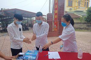 Bắc Giang: Giáo viên, HSSV hạn chế tập trung đông người để phòng dịch