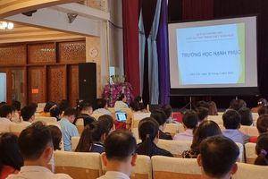 Lào Cai: Nâng cao chất lượng giáo dục từ 'Trường học hạnh phúc'
