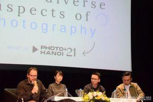 Chuỗi sự kiện nghệ thuật Photo Hanoi'21: 'Máy ảnh nhìn, con mắt thấy…'