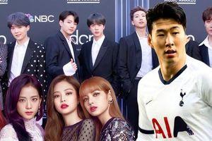 Forbes công bố 40 nhân vật quyền lực nhất xứ Hàn: BTS, Blackpink 'vượt mặt' Son Heung Min