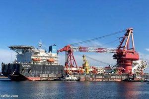 Line thứ hai của Nord Stream 2 đã bị dừng