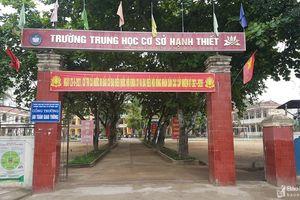 Bộ Giáo dục và Đào tạo truy tặng Bằng khen cho nam sinh dũng cảm cứu bạn đuối nước ở Nghệ An
