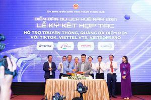 Quảng bá du dịch Thừa Thiên - Huế bằng video ngắn trên TikTok Việt Nam