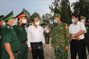 Phó Thủ tướng Thường trực Trương Hòa Bình: Đồng Tháp cần quản lý chặt biên giới