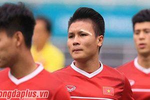 Đội tuyển Việt Nam chốt ngày giao hữu với Bình Định