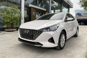 Hyundai Accent vượt qua Toyota Vios về doanh số trong quý I/2021