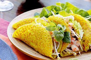 Bánh khoái - Món ăn vạn người mê ở xứ Huế