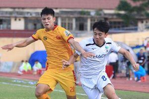 Trận đấu giữa Đông Á Thanh Hóa với Hoàng Anh Gia Lai sẽ không có khán giả