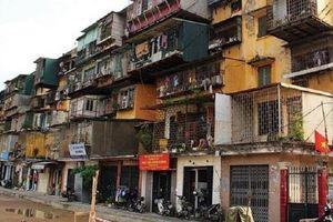 Cải tạo chung cư cũ cần những phương án 'cách mạng'